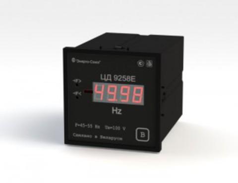 ЦД 9258 Преобразователи измерительные цифровые частоты переменного тока