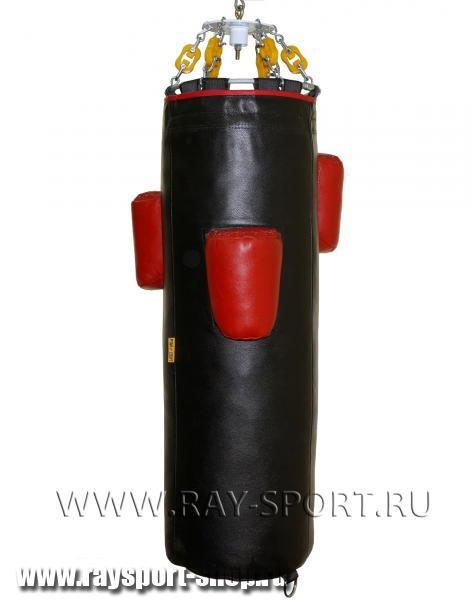 Боксерские мешки/груши М49КВ/40х120 мешок боксерский ТРИО. RAY-TEX em49kv.jpg