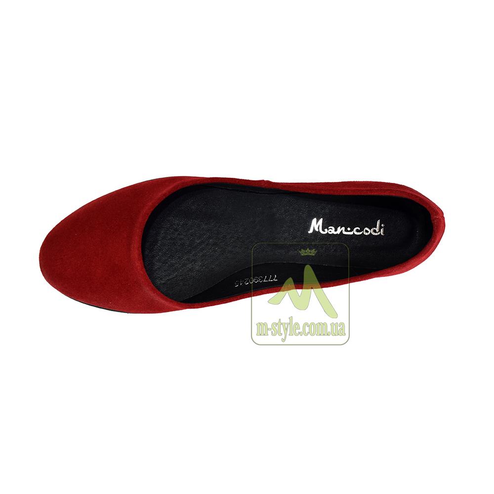 Балетки Mankodi