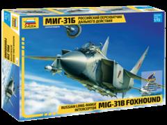 Самолет  «МиГ-31Б»