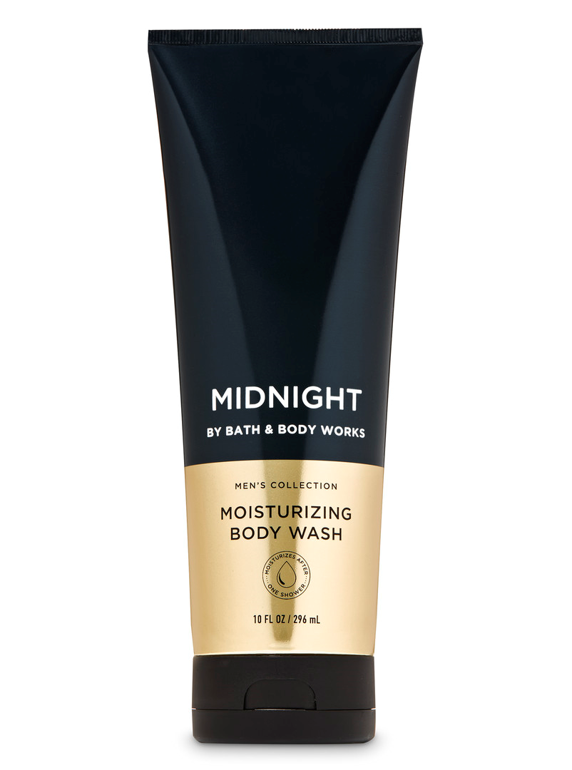 Крем для душа Bath&BodyWorks Midnight Men's Collection Moisturizing Body Wash 296 мл