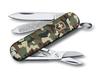 Нож-брелок Victorinox Classic, 58 мм, 7 функций, камуфляжный