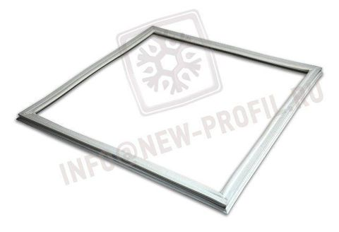 Уплотнитель 110*57 см для холодильника Индезит R36NFG (холодильная камера) Профиль 022