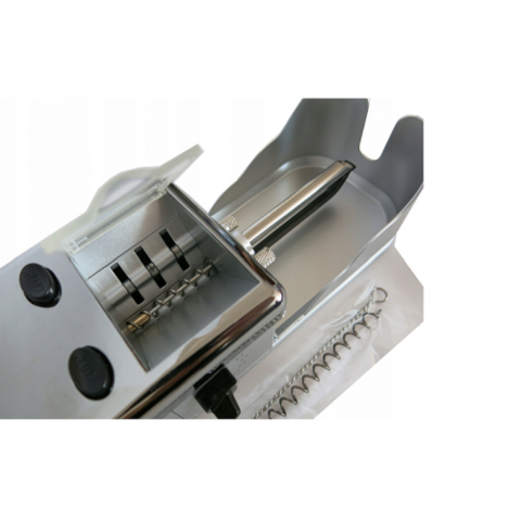Электрическая машинка для набивания гильз с подачей табака