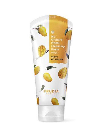 Frudia Пенка-моти для лица с манго My Orchard Mochi Cleancing Foam, 120 мл