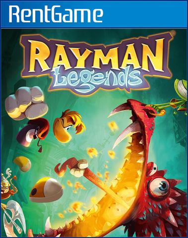 Rayman Legends PS4 | PS5