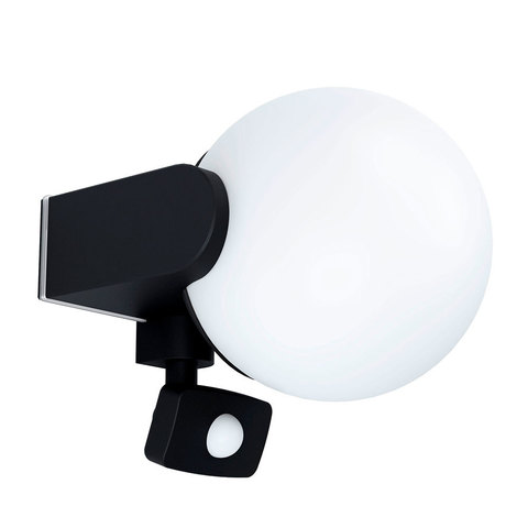 Уличный настенный светильник с датчиком движения Eglo RUBIO 99573