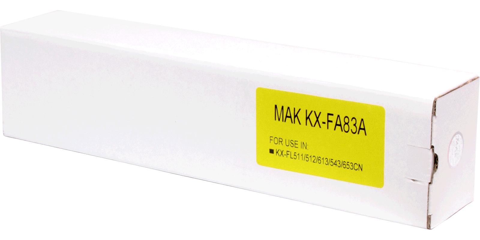 Картридж Туба MAK© KX-FA83A черный (black), до 2500 стр.