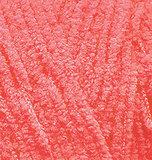Пряжа Alize Softy коралловый 619