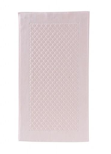 Коврики Коврик  махровый  для ног  50х90  YILDIZ розовый SOFT COTTON (Турция) YILDIZ.jpg
