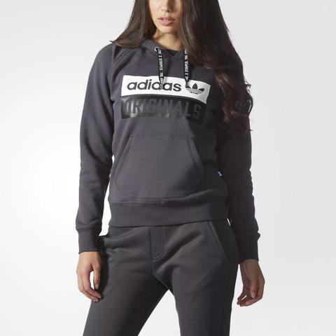 Джемпер женский adidas ORIGINALS HOODIE
