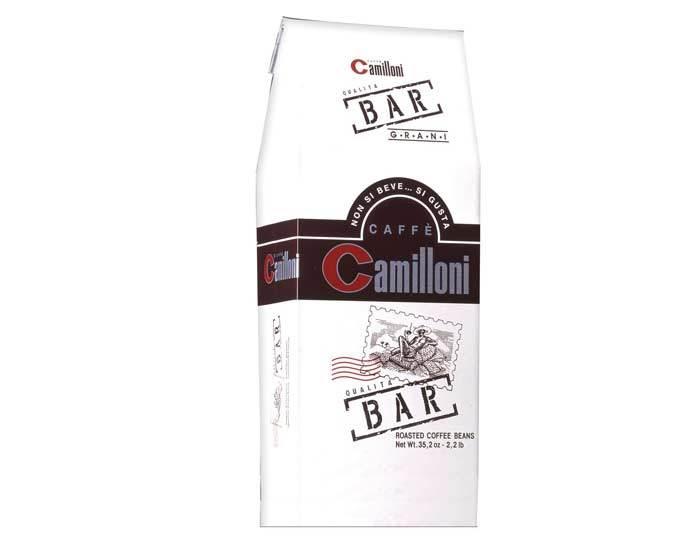 Кофе в зернах Camilloni Bar Espresso, 1 кг