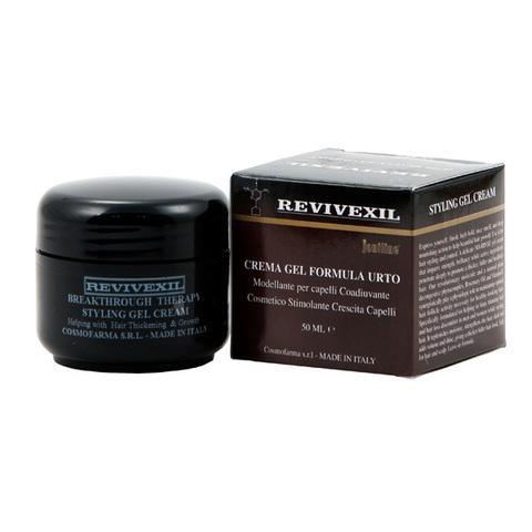 Фиксирующий крем-гель для волос Ревивексил