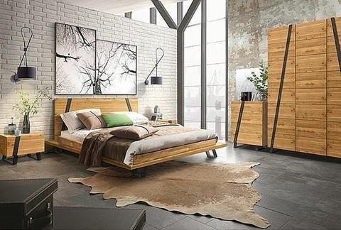 Спальня Рива Модерн 2 (натуральный дуб)