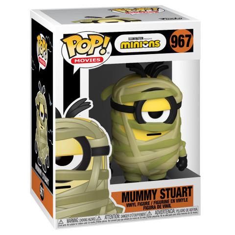 Funko POP! Movies Minions Mummy Stuart || Мумия Стюарт