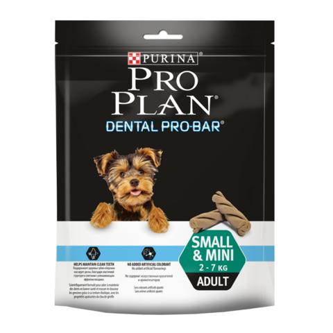 PURINA PRO PLAN Лакомство для собак мелких пород для чистки зубов Dental Pro Bar