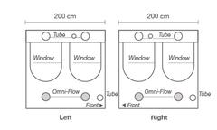Гроутент Homebox AMBIENT Q200 (200X200X200)