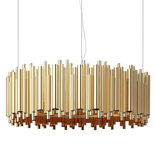 Подвесной светильник Delightfull Brubeck LED
