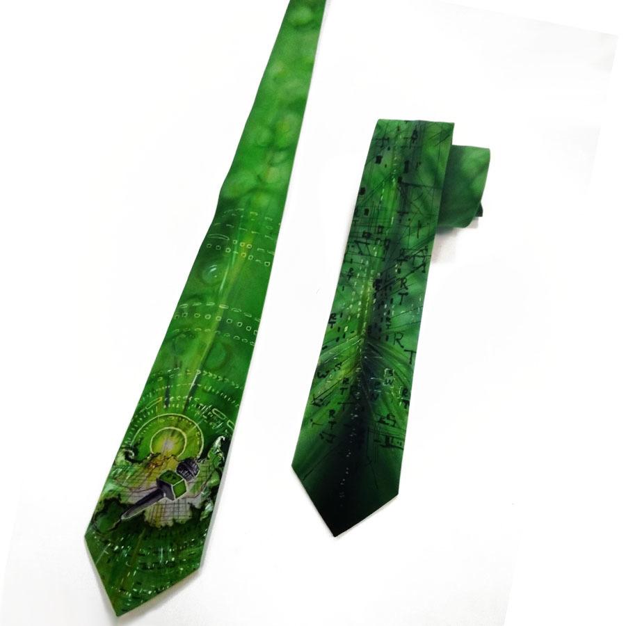 Корпоративный галстук Russia Today