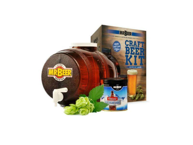Домашние пивоварни Домашняя мини-пивоварня Mr.Beer Deluxe Kit 000142_.jpg