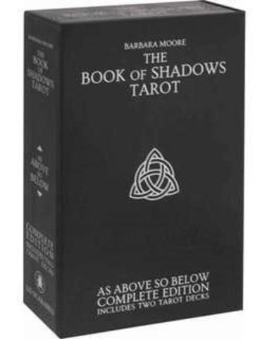 Набор Таро Книга Теней с 2 колодами