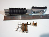 Подножки водительские Kawasaki ZZR ZRX