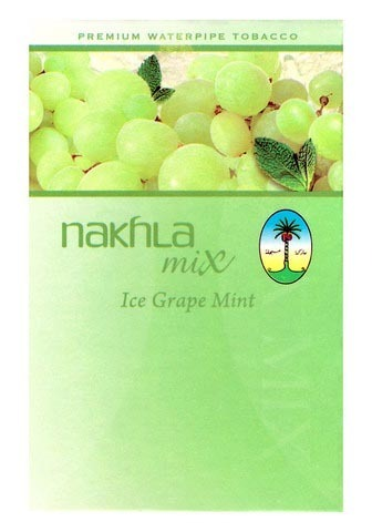 Nakhla Mix Ice Grape Mint