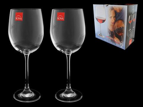 Набор из 2 бокалов для вина «Mаgnum», 360 мл