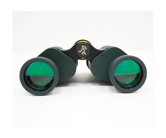 Бинокль Navigator 8x40 Profi, зеленый - фото 4
