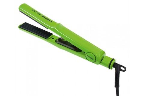 Щипцы-гофре Moser Crimper MaxStyle, 24х90 мм, 40 Вт, зеленые