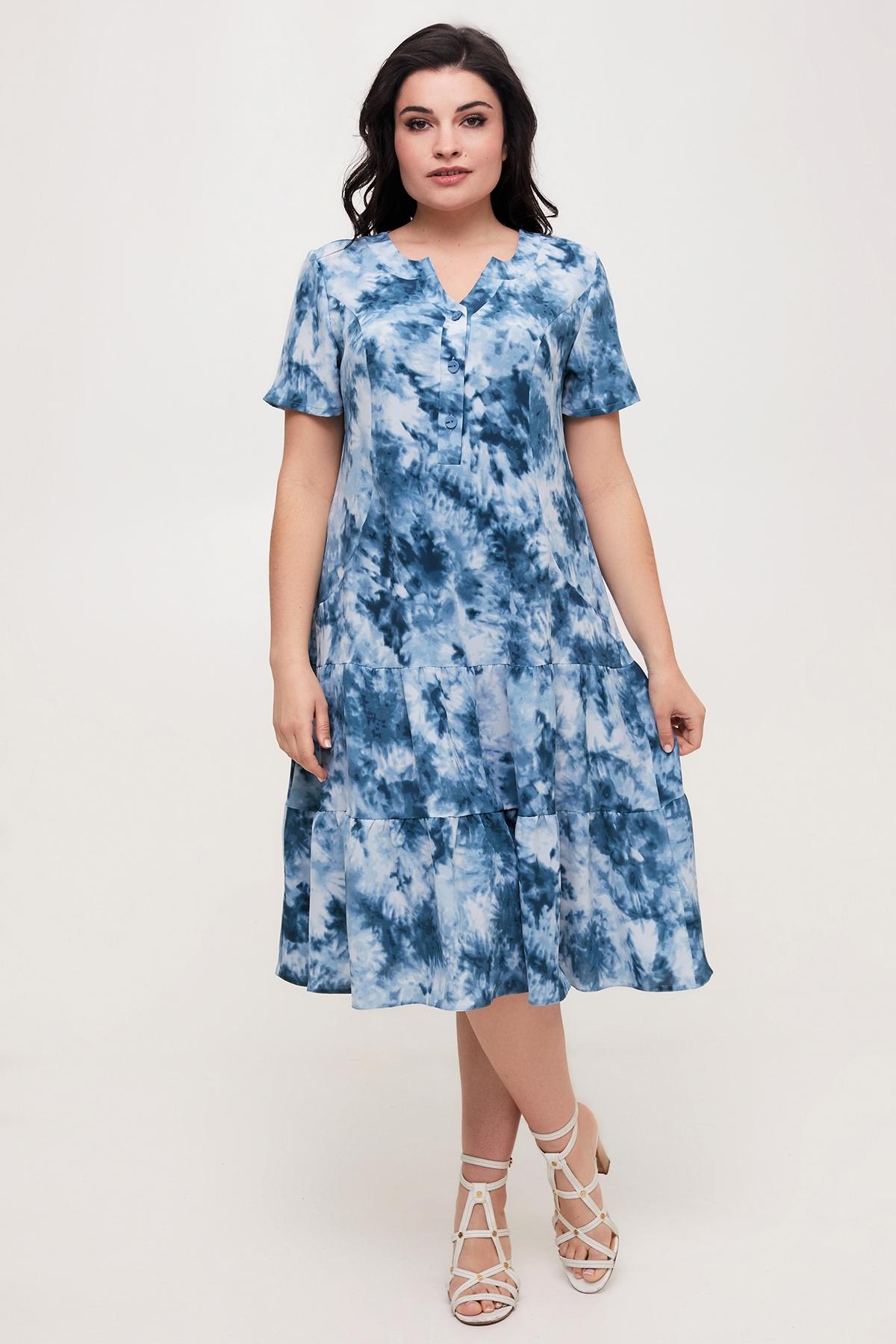 Купить платье больших размеров, купить платье летнее
