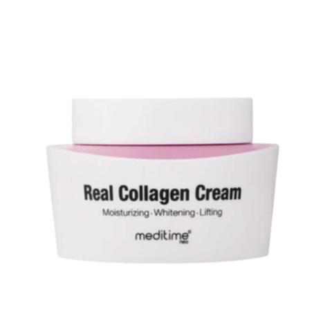 Meditime Крем антивозрастной с коллагеном - Real collagen cream, 50мл