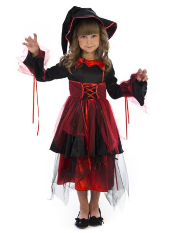 Костюм Ведьма на Хэллоуин 3