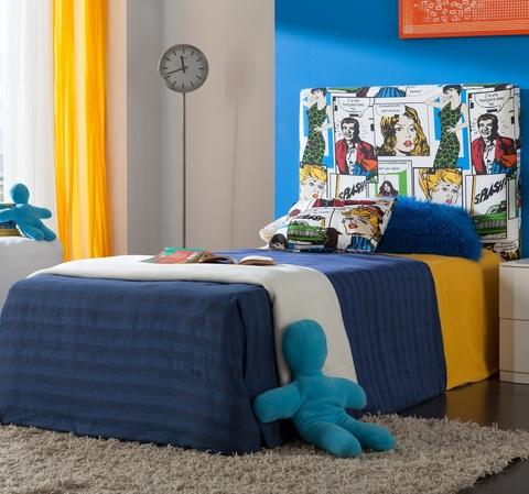 Кровать Dupen (Дюпен) 702 COMIC