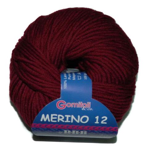 Купить Пряжа BBB Merino 12-50 Код цвета 2029 | Интернет-магазин пряжи «Пряха»