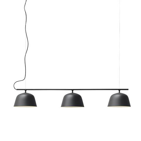 Подвесной светильник копия Ambit Rail by Muuto (черный)