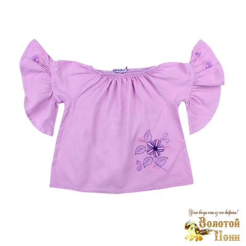 Блуза для девочки (3-7) 190527-OP844Б