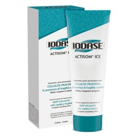 Natural Project Iodase Actisom: Охлаждающий крем против целлюлита (Iodase Actisom Iсе Сrema), 200мл