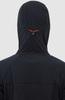 Элитная куртка для лыж и зимнего бега Gri Темп женская черная