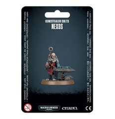 Genestealer Cults Nexos. Нексос Генокульта