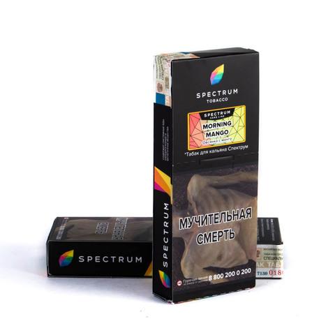 Табак Spectrum Hard line Morning Mango 100 г