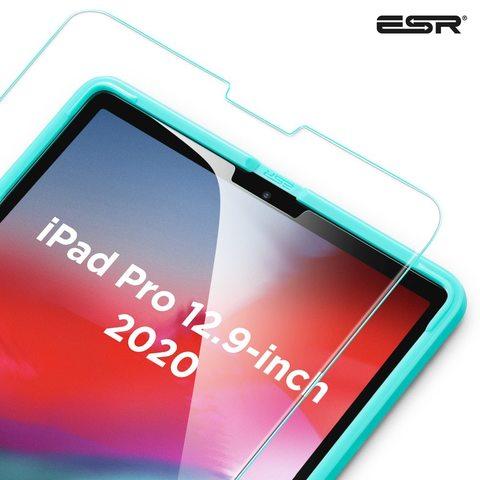 Закаленное защитное стекло ESR HD Ultra Clear High Definition для Apple iPad Pro 12.9