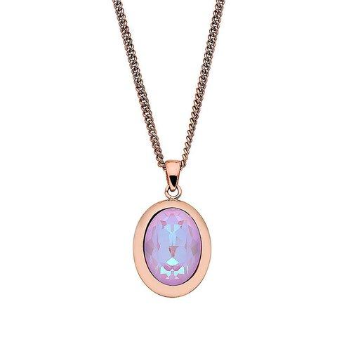 Колье Tivola Lavender delite 404676.1 V/RG