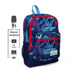 Çanta \ Сумка \ Bag CORAL HIGH SIRT ÇANTA(USB+AUX SOKETLİ) 23287