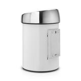Мусорный бак Touch Bin (3 л), артикул 364488, производитель - Brabantia, фото 3