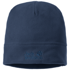 Шапка Jack Wolfskin Real Stuff Cap dark indigo