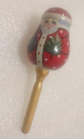 Погремушка Дед Мороз