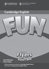 Fun for Flyers 2nd Edition Teacher's Book