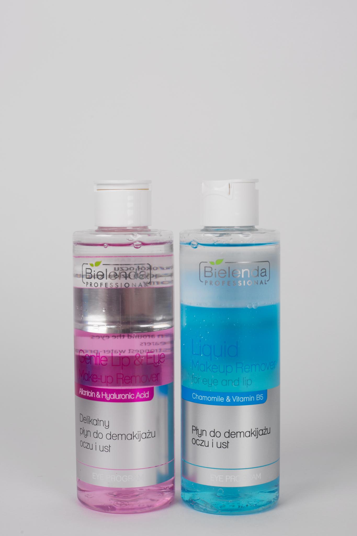 CLEANSING Нежная жидкость для снятия макияжа с глаз и губ 200 мл