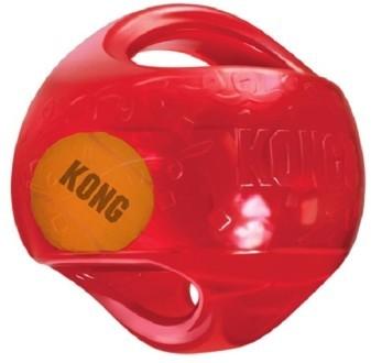 Игрушки Игрушка для собак KONG Джумблер Мячик 14 см средние и крупные породы, синтетическая резина 9e1969e0-5914-11e4-87a4-001517e97967_5.jpg